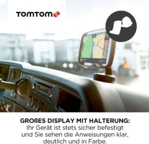 TomTom LKW Navigationsgerät GO Professional 520