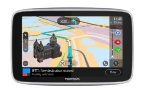TomTom Navigationsgerät GO Premium